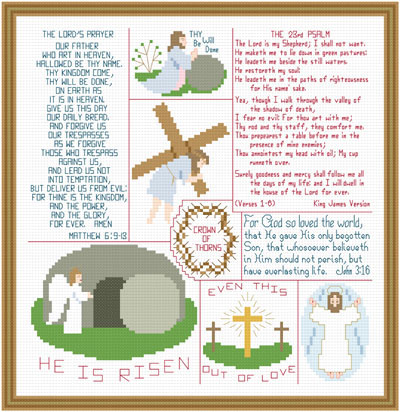 Easter Symbols Religious
